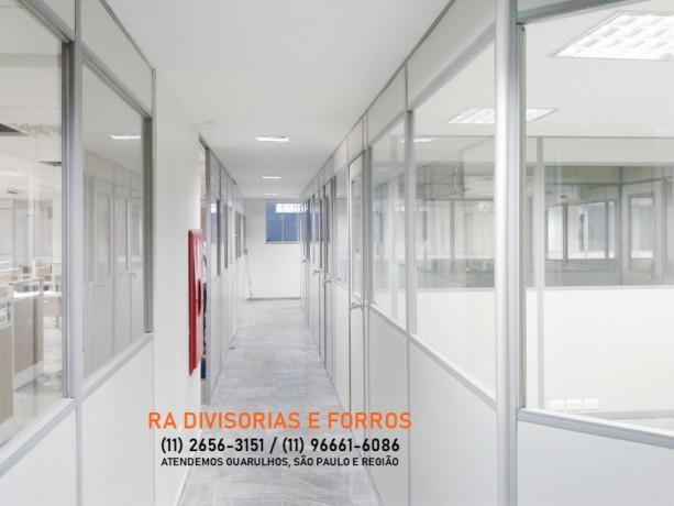 divisoria-em-guarulhos-sp-eucatex-drywall-forro-isopor-pvc-vidro-divisorias-usadas-big-0